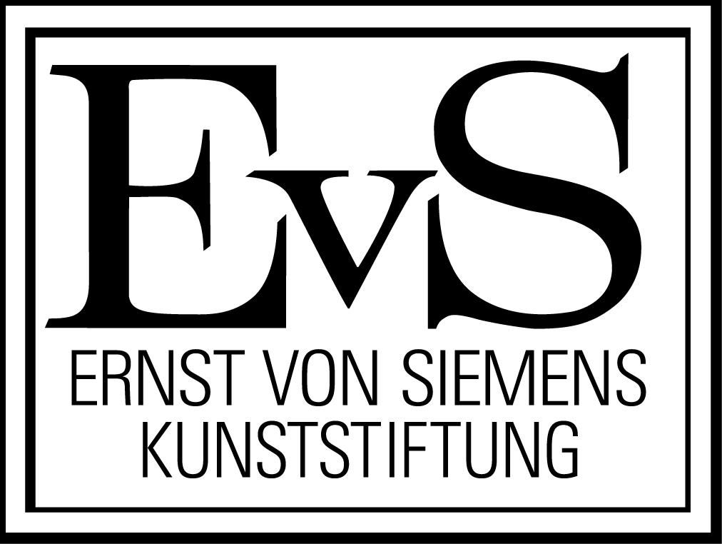 Logo der EvS Ernst von Siemens Kunststiftung