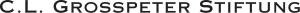 Logo der C.L. Grosspeter Stiftung