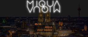 MIQUA zeigt Marke