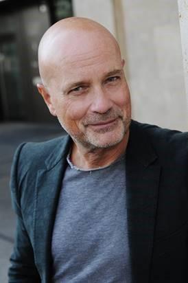 Portraitaufnahme von Christian Berkel